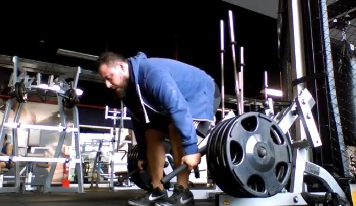 Máquinas y pesas